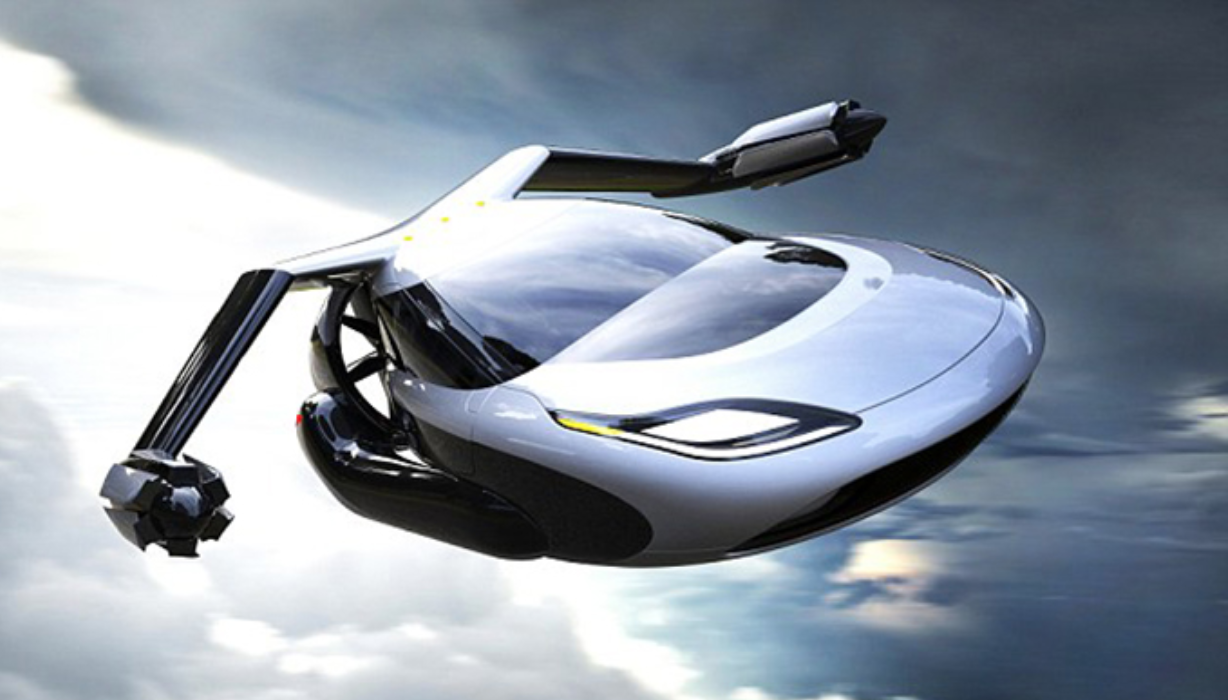 Flying Car Study