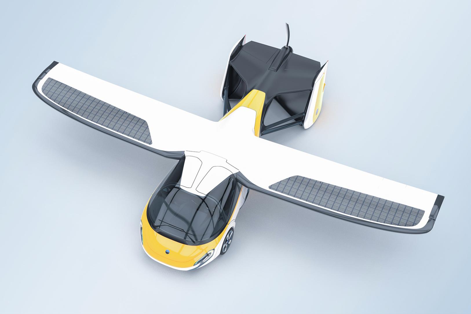 AeroMobil 4.0 VTOL Concept