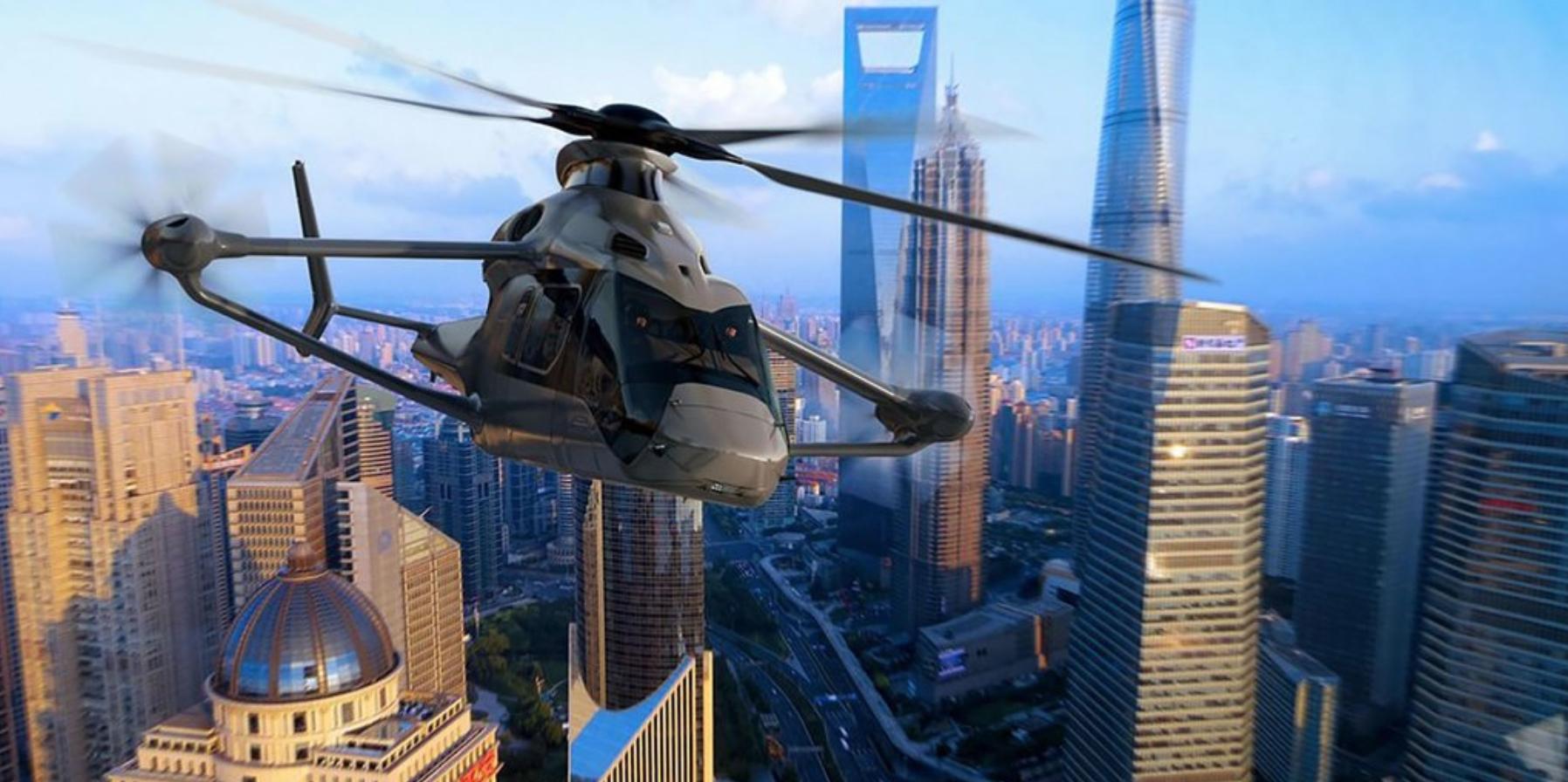 Airbus Ride Concept