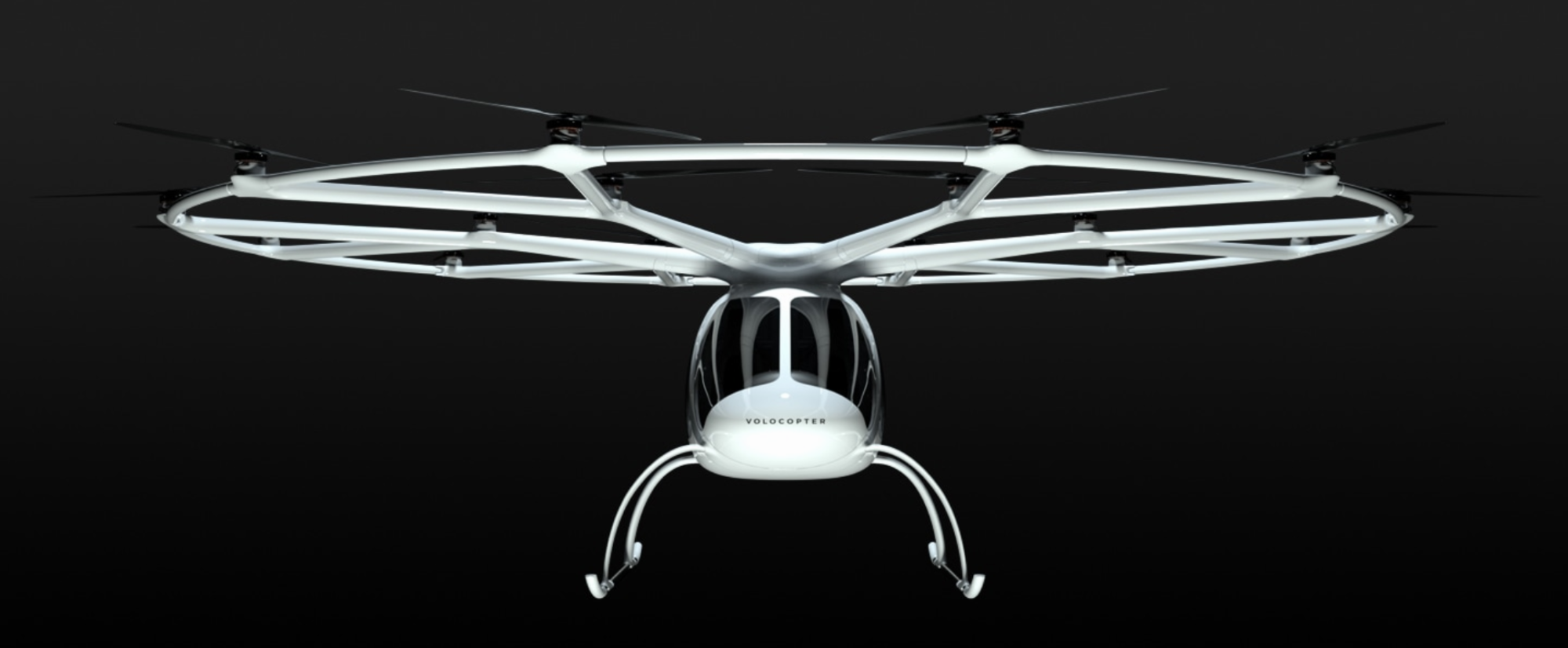 Volocopter Flying Taxi