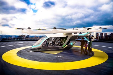 EmbraerX Concept