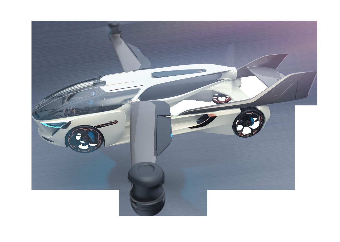 AeroMobil 5 VTOL