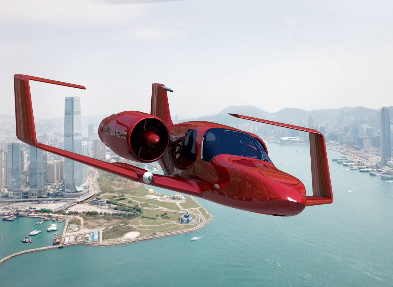 Moller M200 Skycar