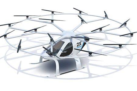 Volocopter V2X