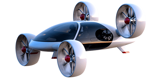Bartini Flying Car