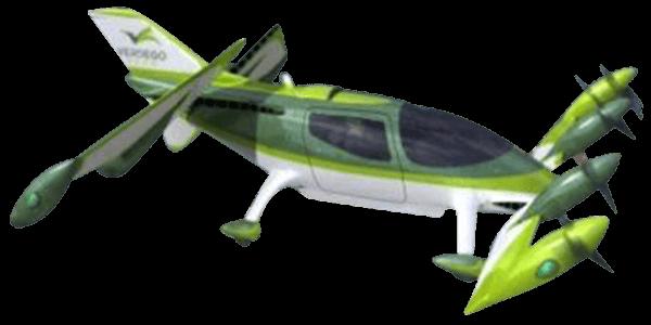 Verdego Aero PAT 200