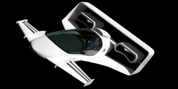 Jetoptera Personal Drone
