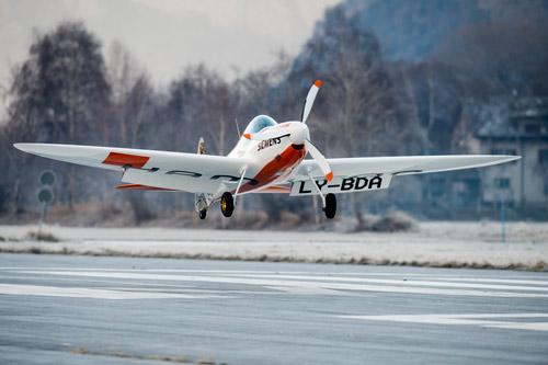 DuFour's aEro1 Electric Plane