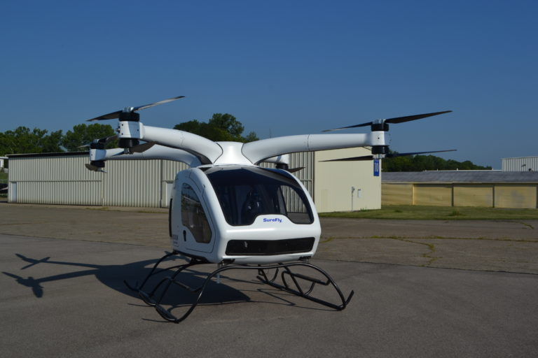 The Workshorese Surefly in White