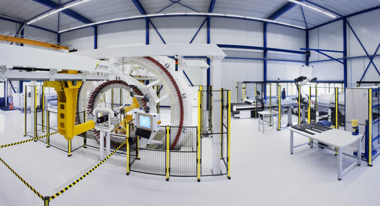Netherlands Aerospace Centre (NLR) new facility