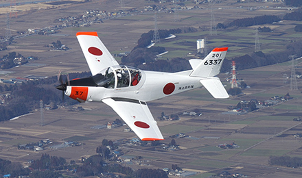 T-5 primary trainer by Subaru (For Japan Flying Cars)