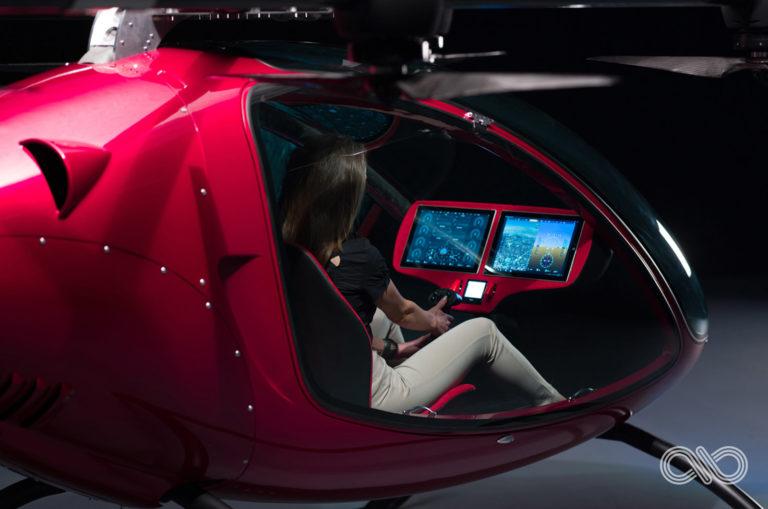 Astro Aero Elroy Touchscreen
