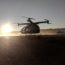 Workhorse SureFly in the sunset