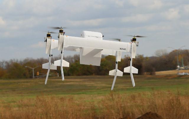 Bell's Autonomous Transport Pod Prototype