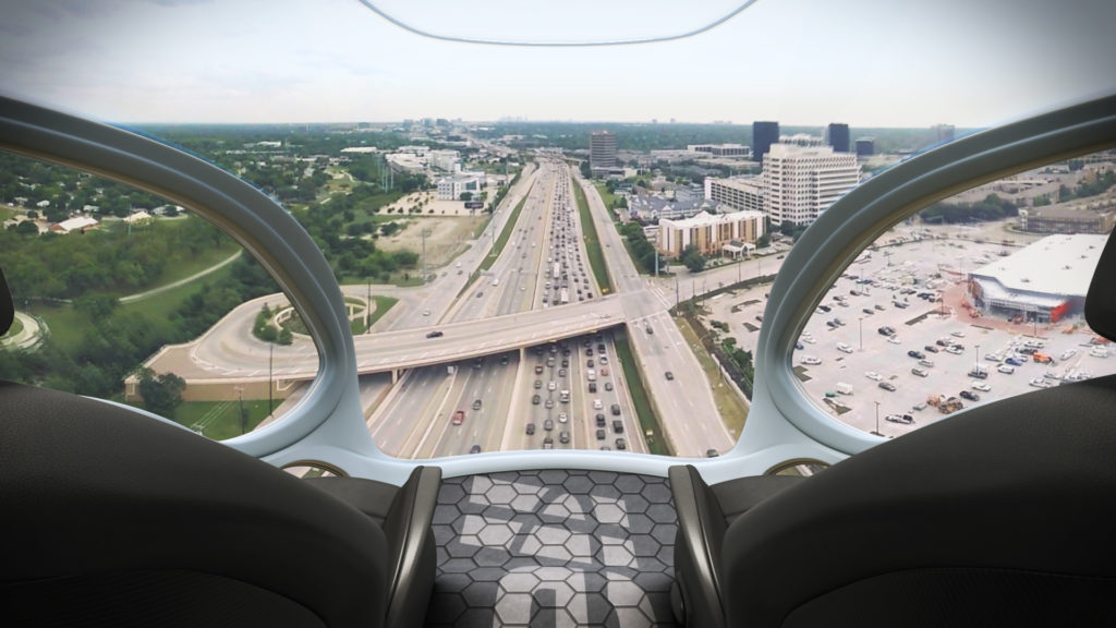 Flying Car Infrastructure