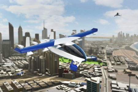 Boeing CEO Air taxi concept