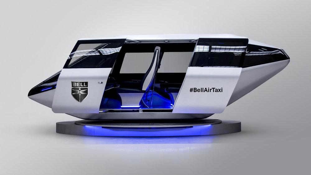Bell Air Taxi