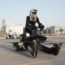 Dubai Police Train on Hoverbike