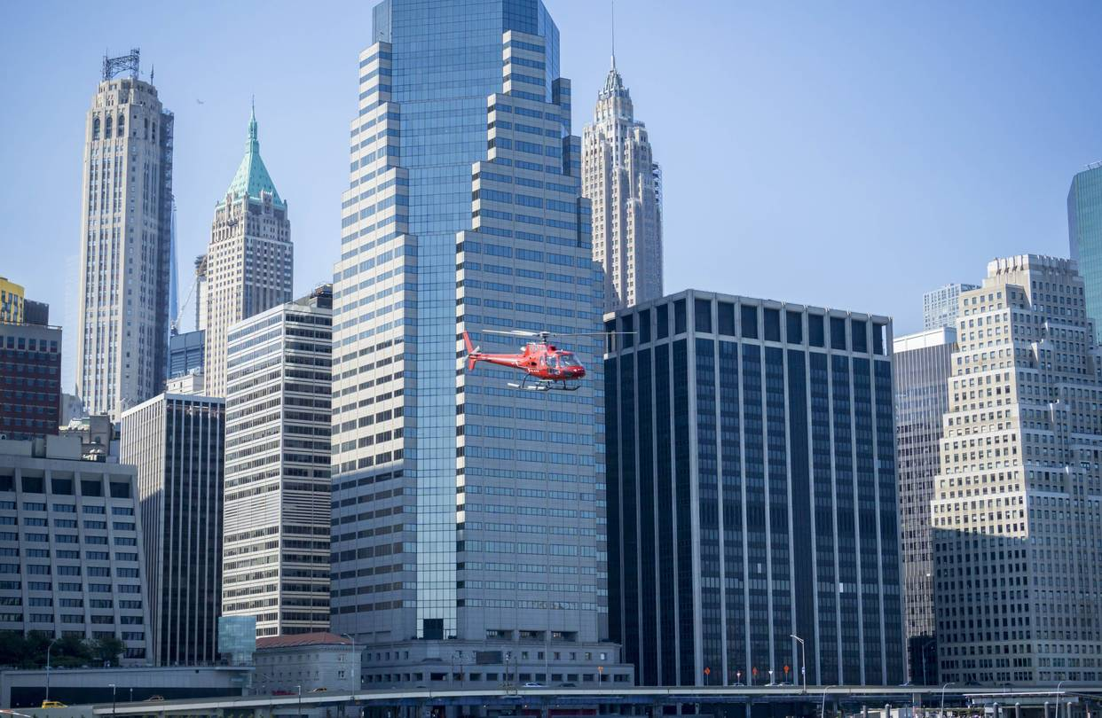 Amazon adds Helipads to New York Hq2