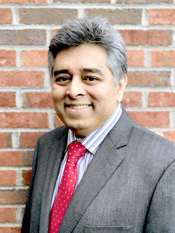 RPI MOVE Director Professor Farhan Gandhi