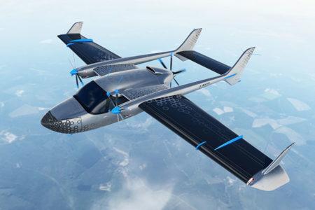 Voltaero Hyrbrid Electric Aircraft Concept