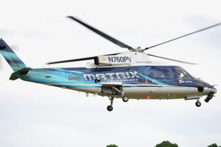 DARPA Helicopter with Semi-Autnomy