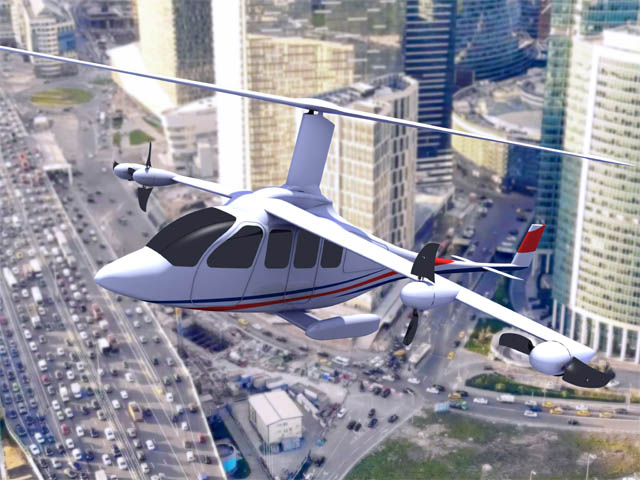 Carter Aviation's newest eVTOL concept