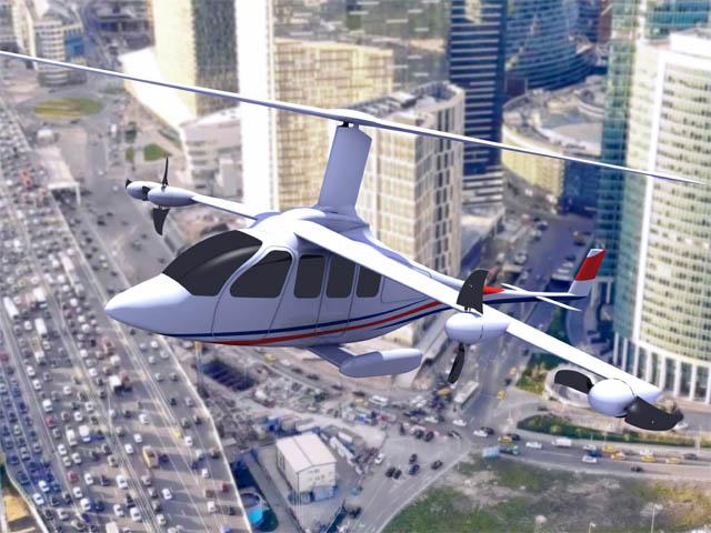 Carter Aviation's newest eVTOL concept