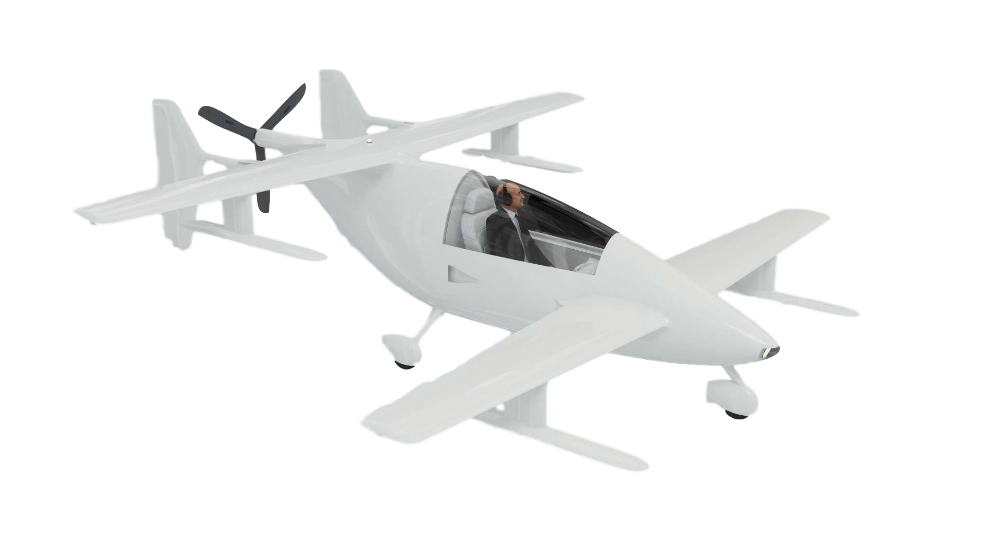 Flyter PAC VTOL 120–420