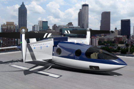 Competition to Amazon HQ2 Helipads