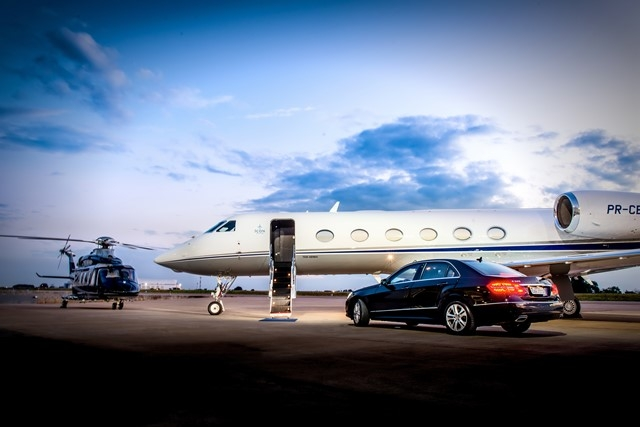 Brazil Icon Aviation's Luxury Air Travel Services