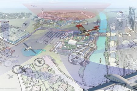 Nasa Urban Air Mobility Industry Day Concept Image