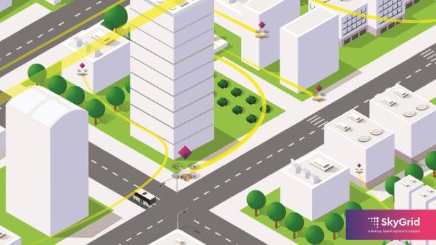 Morgan Stanley Urban Aviation report mentions AI air traffic management