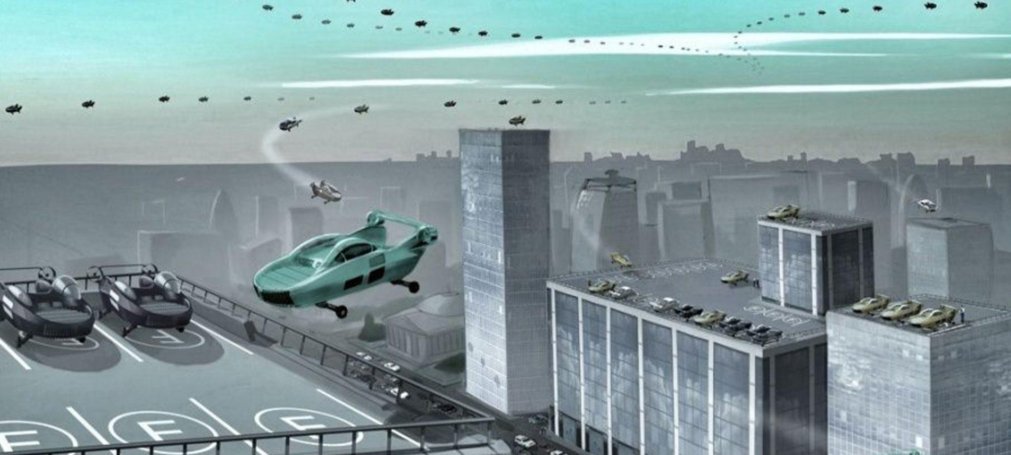 Morgan Stanley Urban Aviation Report