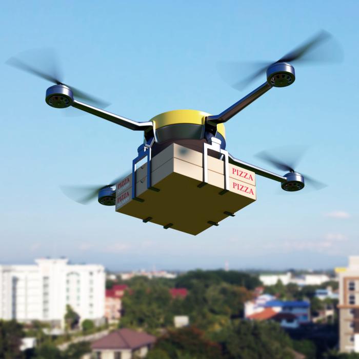 UTM FAA Testing