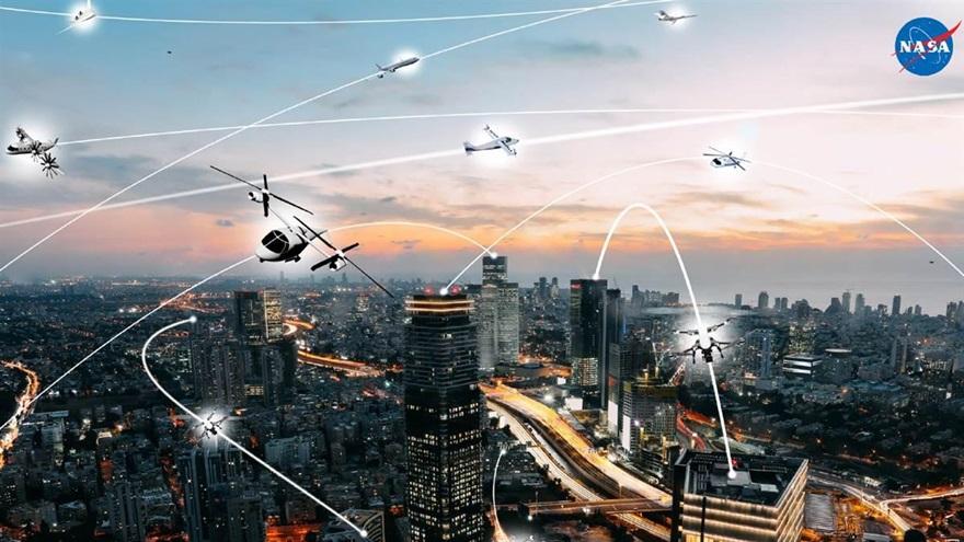 UTM NASA and FAA