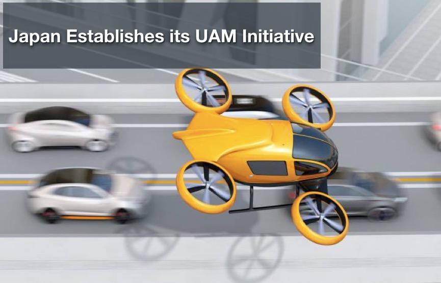 Urban Air Mobility Year Highlight