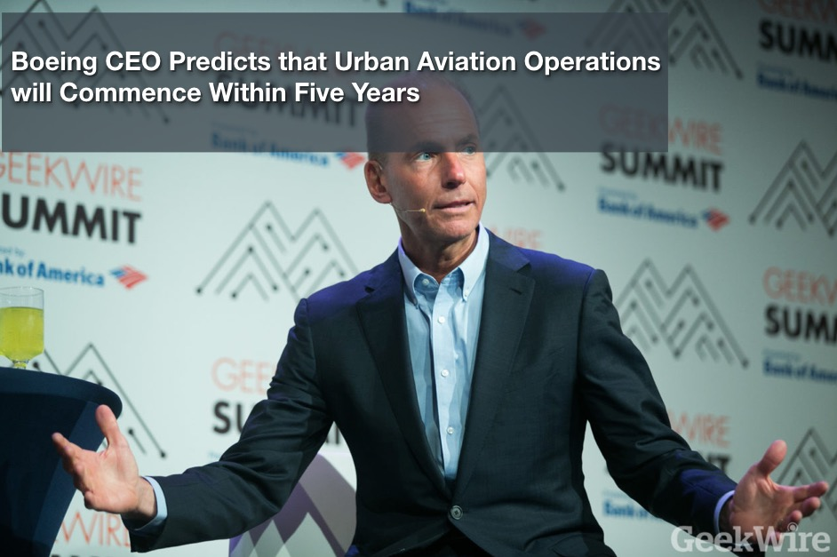 Urban Air Mobility Year Highlight