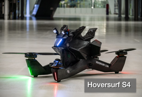 Hoversurf S4