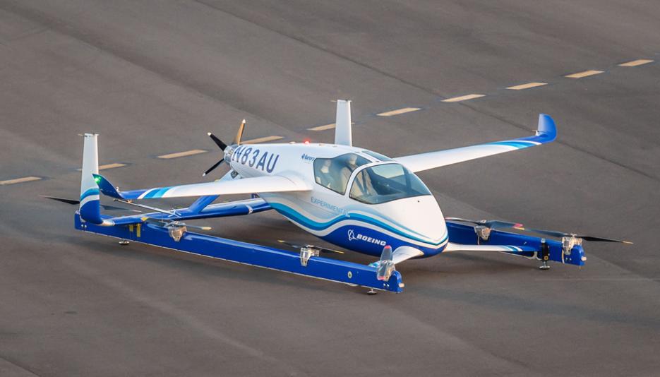 Boeing PAV
