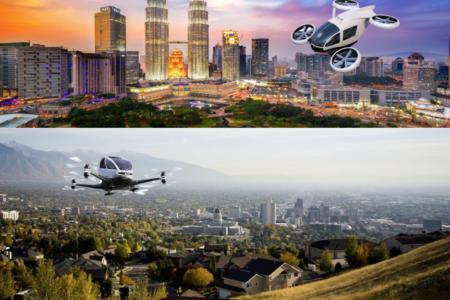 Malaysia Flying Car