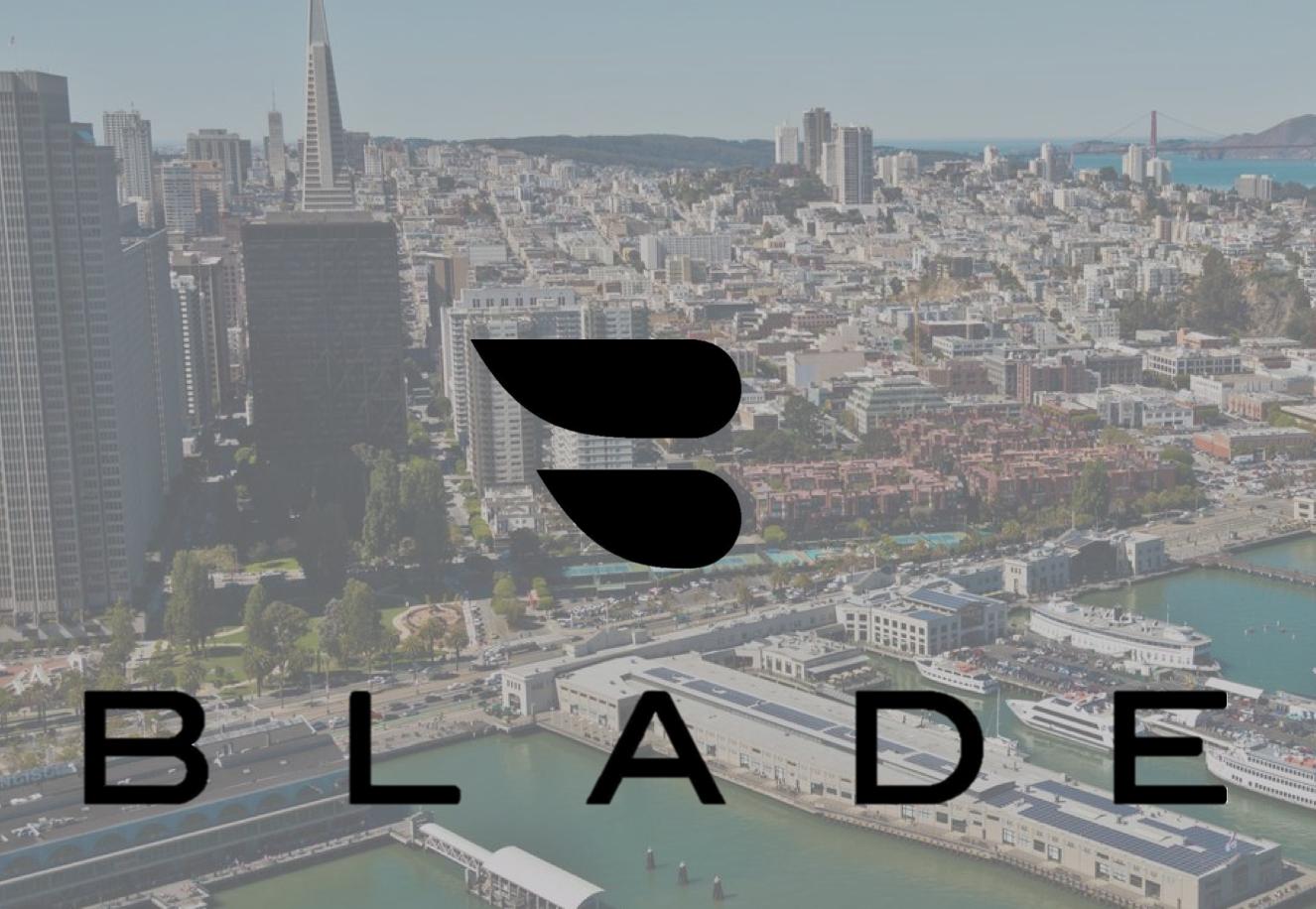 Blade's Bay Area UAM Operations