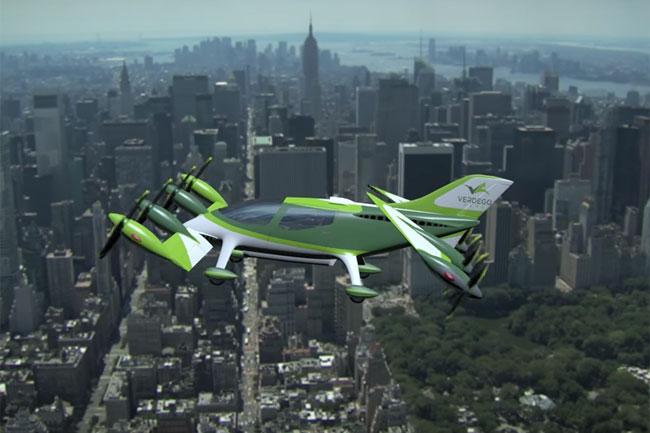 VerdeGo Aero's original PAT200 design