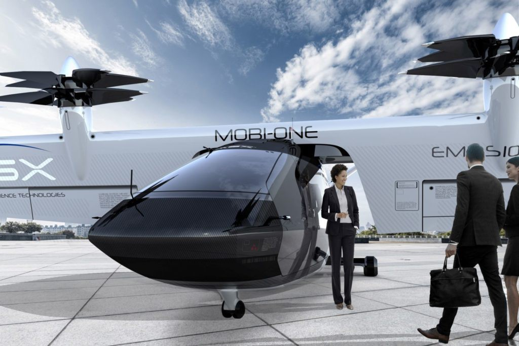Aispace Experience Technologies MOBi-One