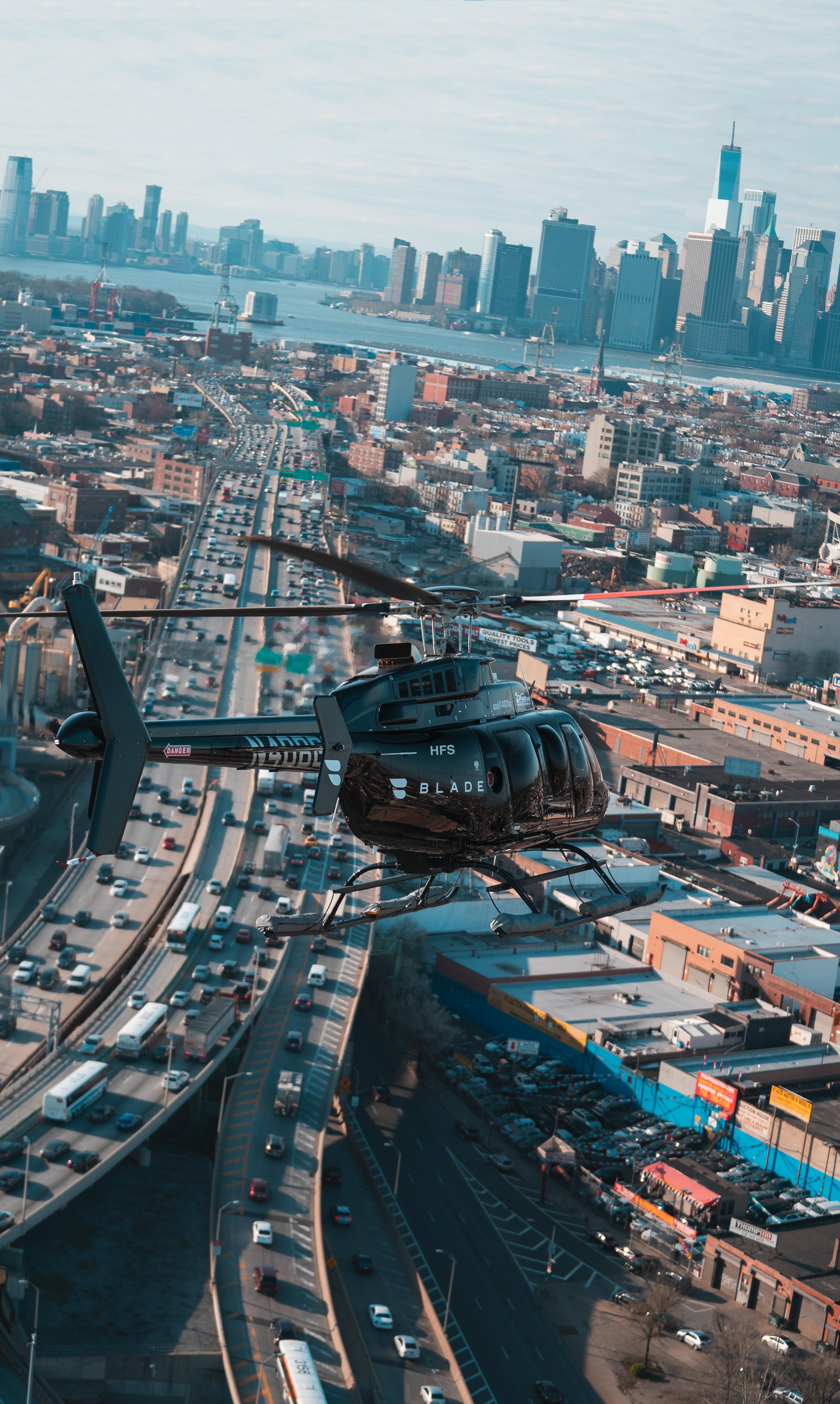 BLADE UAM NYC