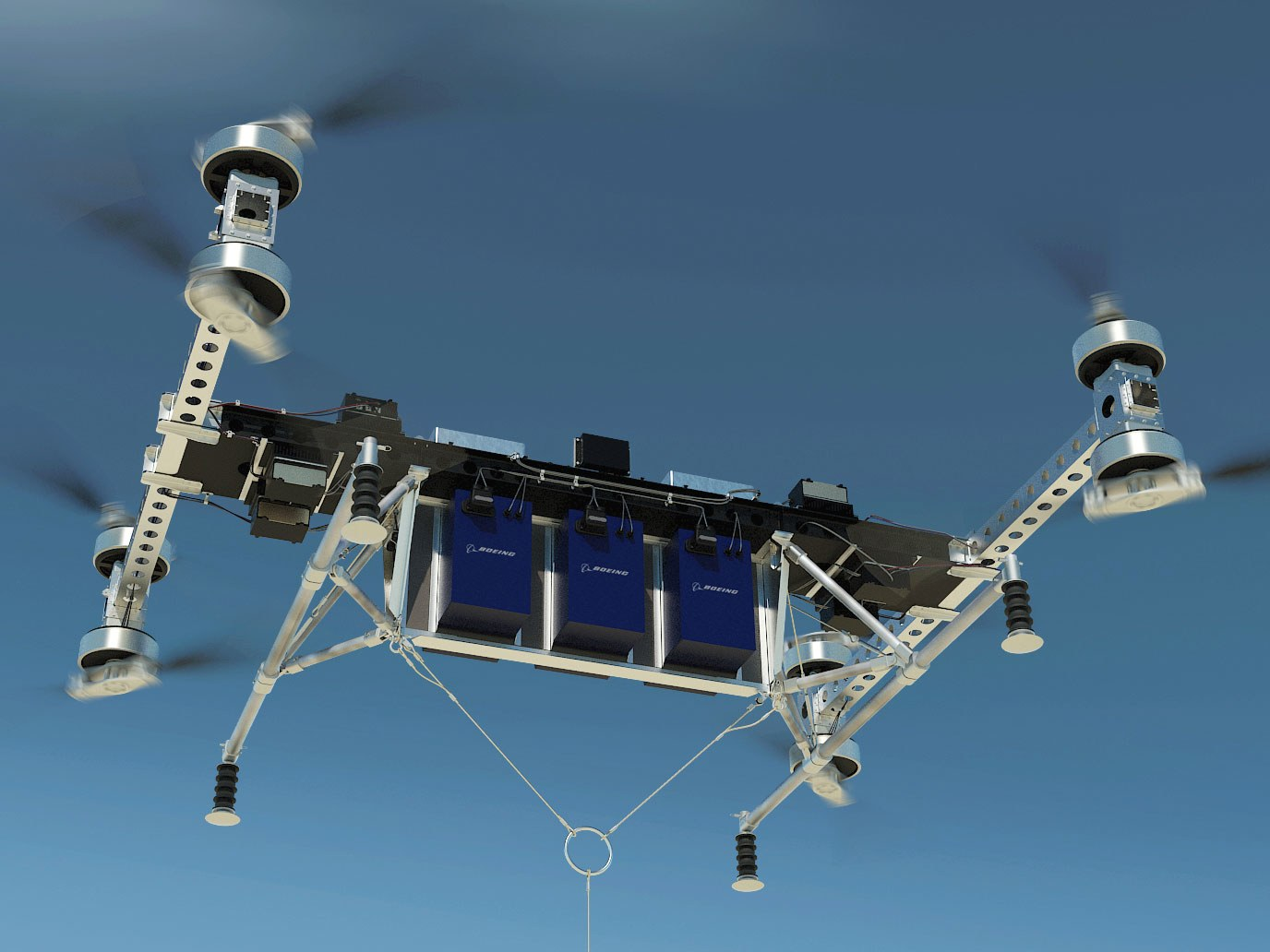 Boeing Cargo Air Vehicle
