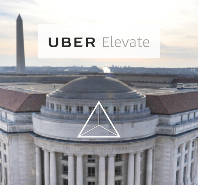 Uber Elevate 2019