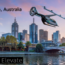 Uber Air in Melbourne