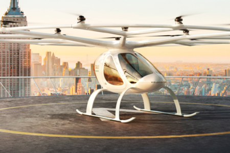 Volocopter Urban Air Mobility
