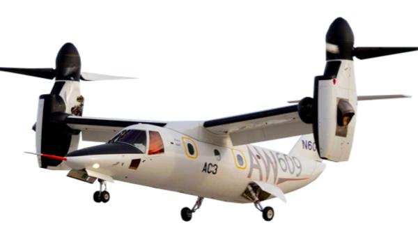Leonardo Helicopters AW609